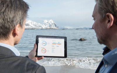 Digitale økonomer søkes nordover