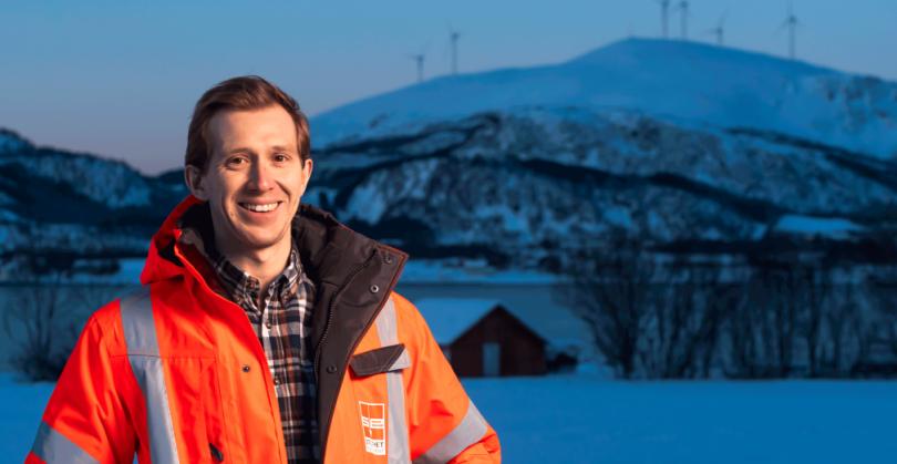 Lars (26) gikk rett ut i jobb som prosjektleder