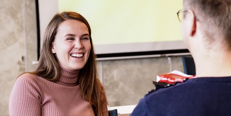 Andøy kommune smile ansikt